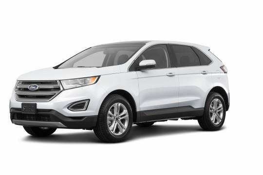 Lease Takeover in Vancouver, BC: 2017 Ford Edge SEL Automatic 2WD ID:#4026