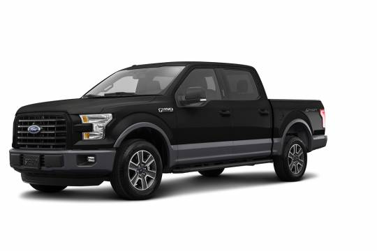 "Lease Takeover in Burlington, ON: 2017 Ford F150 XLT Sport 4x4 Supercrew 145"" Automatic AWD ID:#3846"