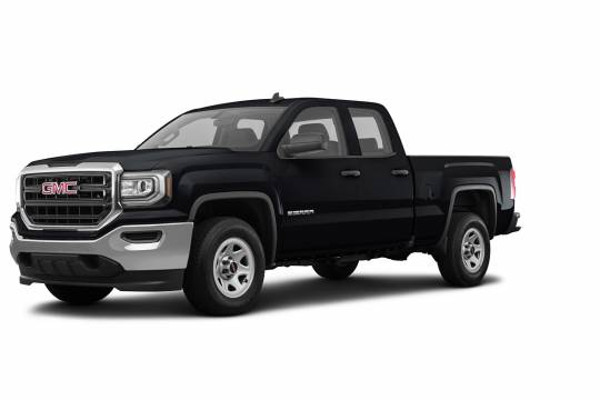 Lease Takeover in Calgary, AB: 2017 GMC Sierra Elevation Automatic AWD ID:#3624