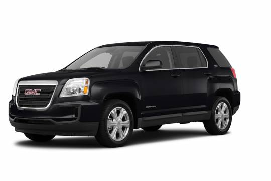 Lease Takeover in Montreal QC: 2017 GMC Terrain SLE-2 2.4L Automatic AWD