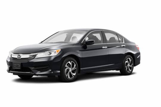 Lease Takeover in Toronto, ON: 2017 Honda Accord LX CVT 2WD ID:#3912