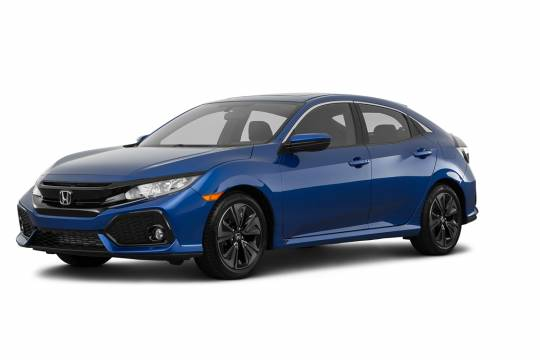 Lease Takeover in Burlington, ON: 2017 Honda Civic Hatchback Sport Touring Automatic 2WD