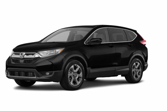 Lease Takeover in Winnipeg, MB: 2017 Honda CRV- EX Automatic AWD ID:#3412