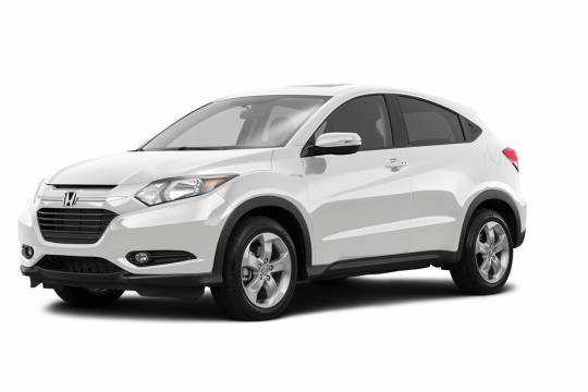 Lease Takeover in Ottawa, ON: 2017 Honda HR-V EX CVT AWD ID:#3800