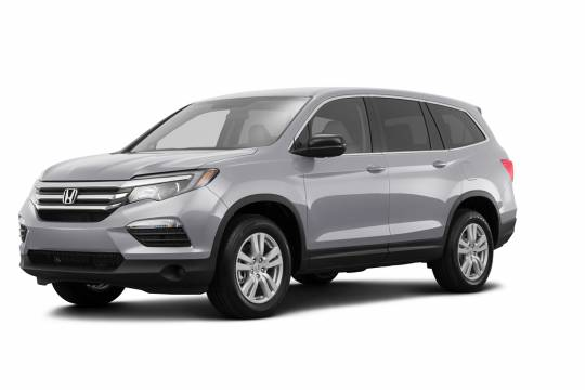 Lease Takeover in Oshawa, ON: 2017 Honda Pilot LX Automatic AWD ID:#3650