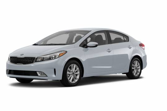 Lease Takeover in Winnipeg, MB: 2017 KIA Forte EX Automatic 2WD ID:#3635