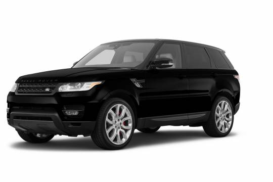 Lease Takeover in Vancouver, BC: 2017 Land Rover Range Rover Sport HSE Td6 Automatic AWD