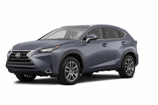 Lease Takeover in Mississauga, ON: 2017 Lexus NX200T A6 Luxury Automatic AWD ID:#3911