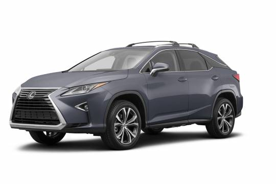 Lease Takeover in Mississauga, ON: 2017 Lexus RX350 Automatic AWD ID:#3632
