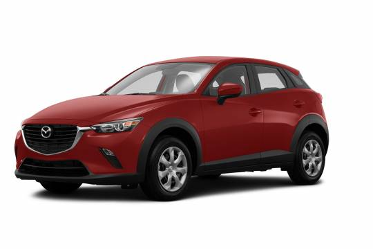 Lease Takeover in Gatineau, QC: 2017 Mazda CX-3 Automatic AWD ID:#3813
