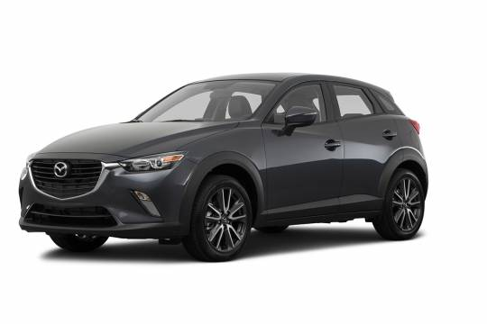 Lease Takeover in Montreal, QC: 2017 Mazda CX-3 GS Automatic AWD ID:#3715