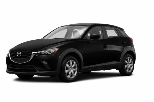Lease Takeover in Montreal, QC: 2017 Mazda CX-3 GX Automatic AWD ID:#4084