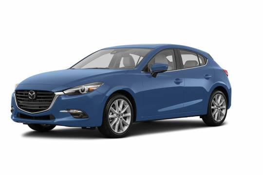 Lease Takeover in North Vancouver, BC: 2017 Mazda Mazda3 Sport GS Touring 4dr Hatchback 6A Automatic 2WD ID:#4017