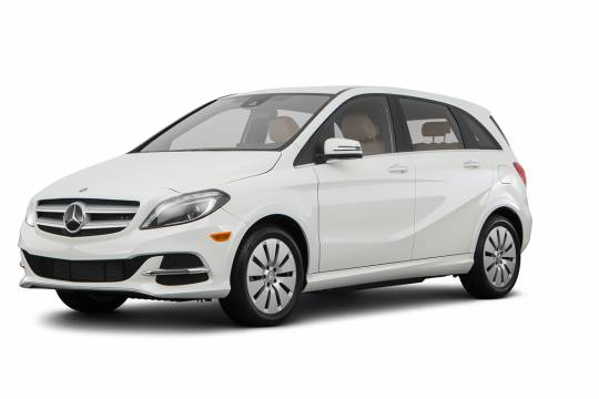 Lease Takeover in Montreal, QC: 2017 Mercedes-Benz B250 4Matic Automatic AWD ID:#3830