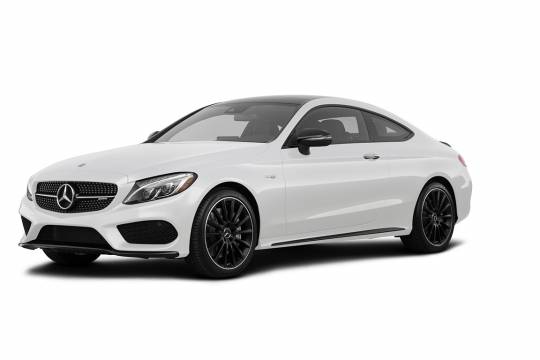 Lease Takeover in Markham, ON: 2017 Mercedes-Benz C43 Premium Plus Coupe Automatic AWD ID:#3733