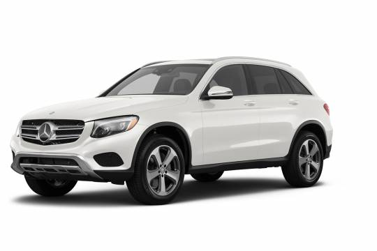 Lease Takeover in Richmond, BC: 2017 Mercedes-Benz GLC43 Automatic AWD