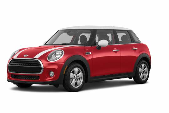 Lease Takeover in Richmond, BC: 2017 Mini Cooper 5 Door Hatchback Automatic 2WD