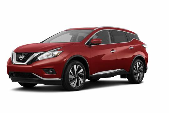 Lease Takeover in Calgary, AB: 2017 Nissan Murano Platinum CVT AWD