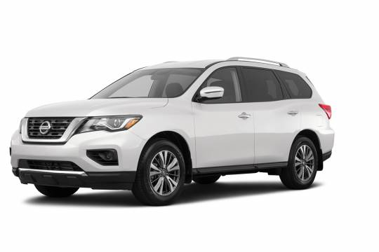 Lease Takeover in Moncton. NB: 2017 Nissan Pathfinder SL AWD Automatic AWD