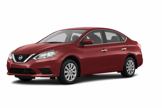 Lease Takeover in Dartmouth, NS: 2017 Nissan Sentra SV CVT 2WD