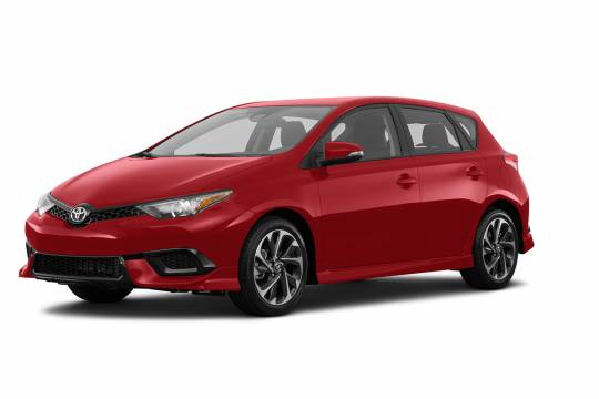 Lease Takeover in Toronto, ON: 2017 Toyota Corolla iM CVT