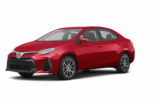 Lease Takeover in Toronto, ON: 2017 Toyota Corolla SE CVT 2WD ID:#3850