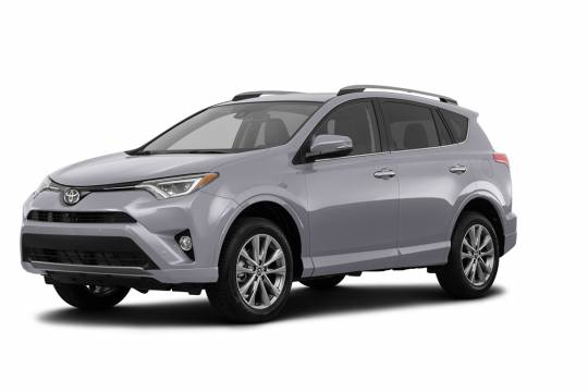 Lease Takeover in Richmond Hill, ON: 2017 Toyota RAV4 Platinum Automatic AWD ID:#3983