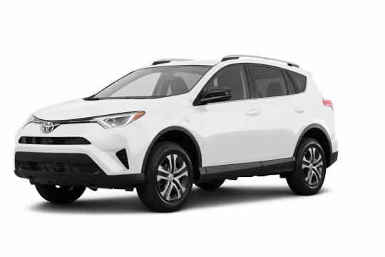 Lease Takeover in Winnipeg, MB: 2017 Toyota RAV4 Sport Utility Automatic 2WD ID:#3519