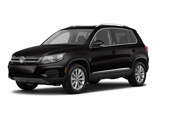 Lease Takeover in Ottawa, ON: 2017 Volkswagen Tiguan Wolfsburg Edition Automatic 2WD
