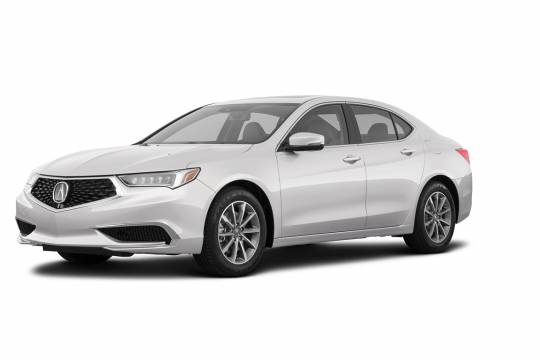 Lease Takeover in Edmonton: 2018 Acura TLX Elite SH-AWD Automatic AWD ID:#3783