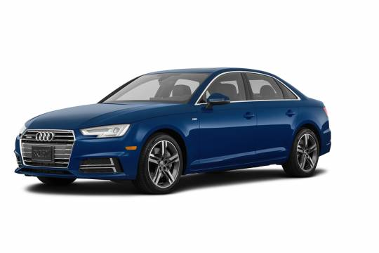 Lease Takeover in Montreal, QC: 2018 Audi A4 Progressiv Quattro Automatic AWD