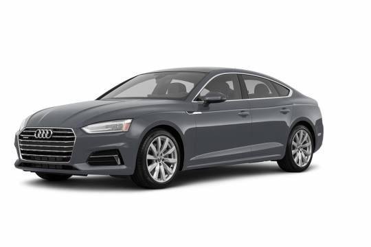 Lease Takeover in Vancouver, BC: 2018 Audi A5 Sportback Automatic AWD ID:#3988