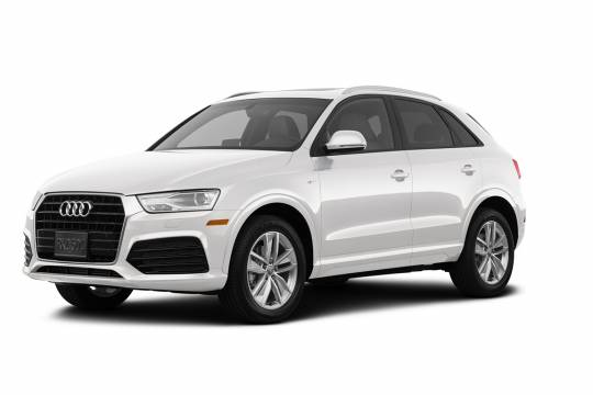Lease Takeover in Montreal, QC: 2018 Audi Q3 Automatic AWD