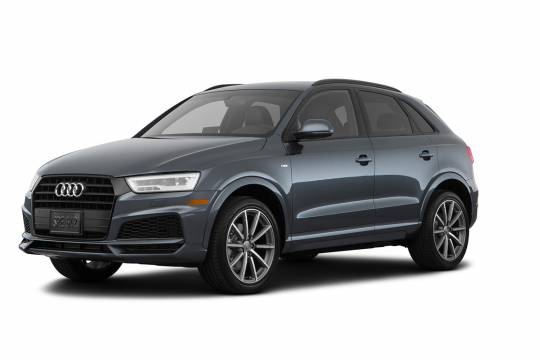 Lease Takeover in St Catharines, ON: 2018 Audi Q3 PROGRESSIVE QUATTRO TIPTRONIC Automatic AWD ID:#4050