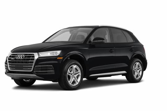 Lease Takeover in Edmonton, AB: 2018 Audi Q5 Progressive Automatic AWD ID:#3678