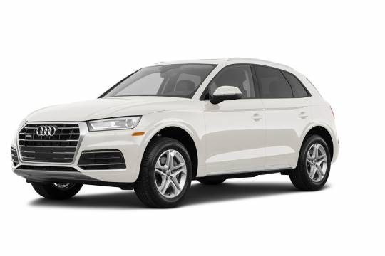 Lease Takeover in Halifax, NS: 2018 Audi Q5 Quattro Progressiv Automatic AWD