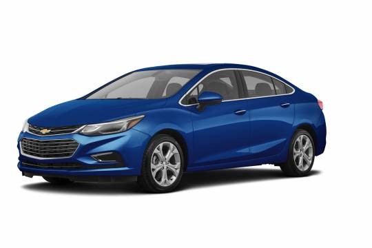 Lease Takeover in Toronto, ON: 2018 Chevrolet Cruze Premier Automatic 2WD ID:#4087