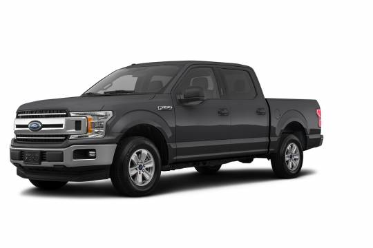 Lease Takeover in Vaughan, ON : 2018 Ford F150 Automatic AWD ID:#4082