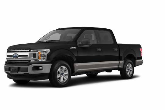 Lease Takeover in Calgary, AB: 2018 Ford F150 XLT Crew Cab 4x4 Automatic AWD ID:#3560