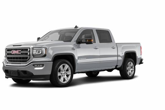 Lease Takeover in Calgary, AB : 2018 GMC SLE Automatic AWD ID:#3928
