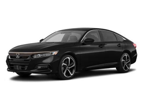Lease Takeover in Edmonton, AB: 2018 Honda Accord Sport CVT 2WD ID:#3891