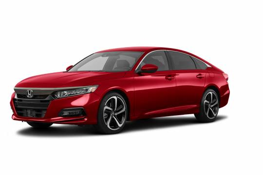 Lease Takeover in Calgary, AB: 2018 Honda Accord Sport CVT 2WD ID:#3755