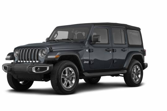 Lease Takeover In Hamilton, ON: 2018 Jeep Wrangler Unlimited Sahara JK  Automatic AWD ID