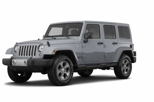 Lease Takeover in Ottawa, ON: 2018 Jeep Wrangler Sahara Unlimited Automatic AWD ID:#3634