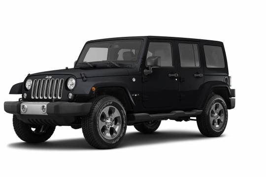 Lease Takeover in Montreal, QC: 2018 Jeep Wrangler Unlimited Sahara