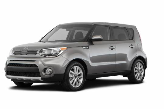 Lease Takeover in Victoria, BC: 2018 KIA SOUL EV LUXURY Automatic 2WD ID:#3762