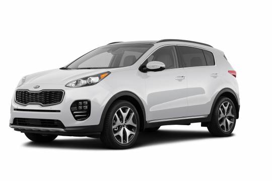 Lease Takeover in Toronto, ON: 2018 KIA Sportage SX Turbo Automatic AWD ID:#3809