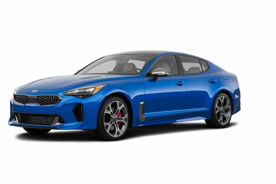 Lease Takeover in Granby, QC: 2018 KIA Stinger GT 3.3L V6 Twin-Turbo Automatic AWD