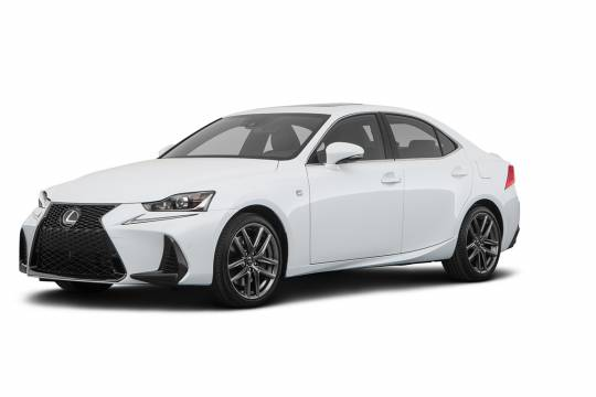 Lease Takeover in Burnaby, BC: 2018 Lexus IS350 AWD Automatic AWD