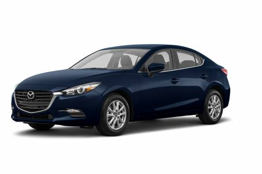 Lease Takeover in Toronto, ON: 2018 Mazda 3 GX Automatic 2WD ID:#3730